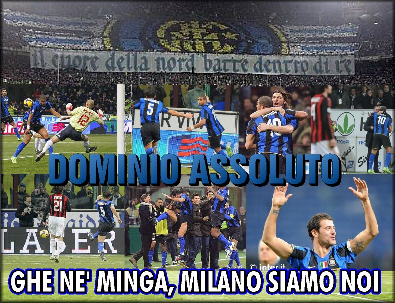 INTER - MILAN   2 - 1 Derby_10